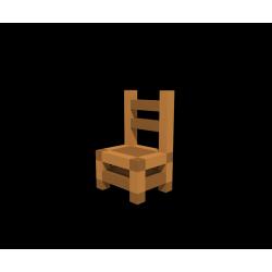 Набор стульев 0001 / Chair...