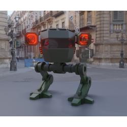 Робот 0 / Mecha 0