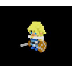 Мечник / Swordsman